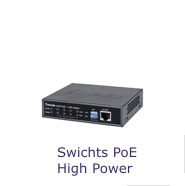 Switchs PoE High Power
